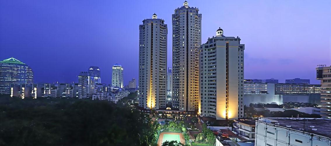Aryaduta Suites Semanggi, Jakarta