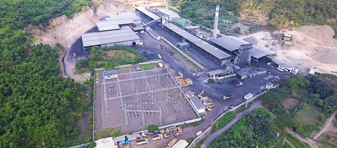 Indocoke Coal Industry, Cilegon