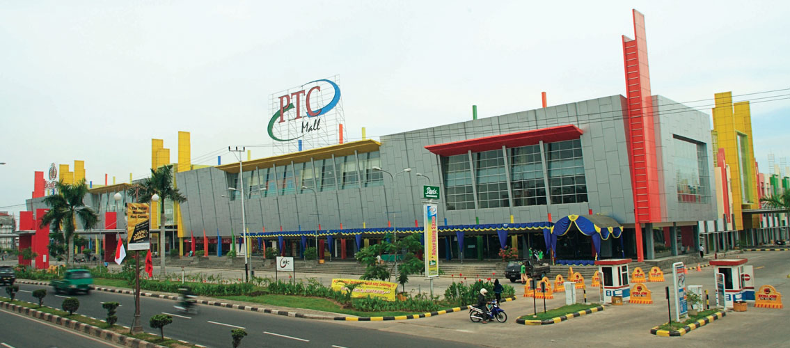 Palembang Trade Center Mall