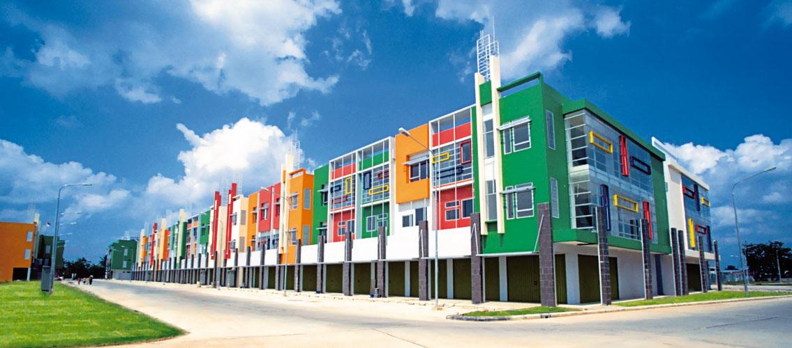 Ruko Palembang Trade Center