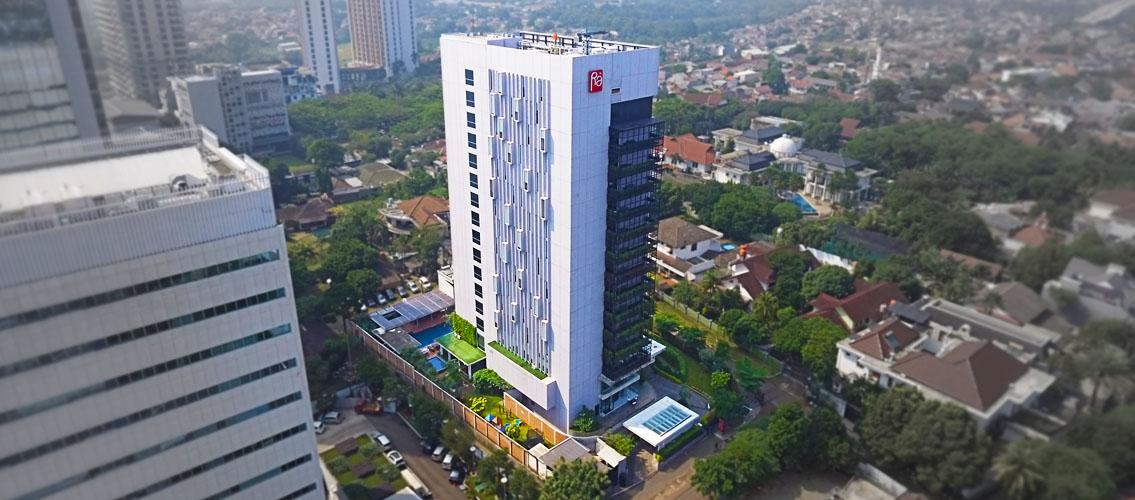 Ra Simatupang, Jakarta