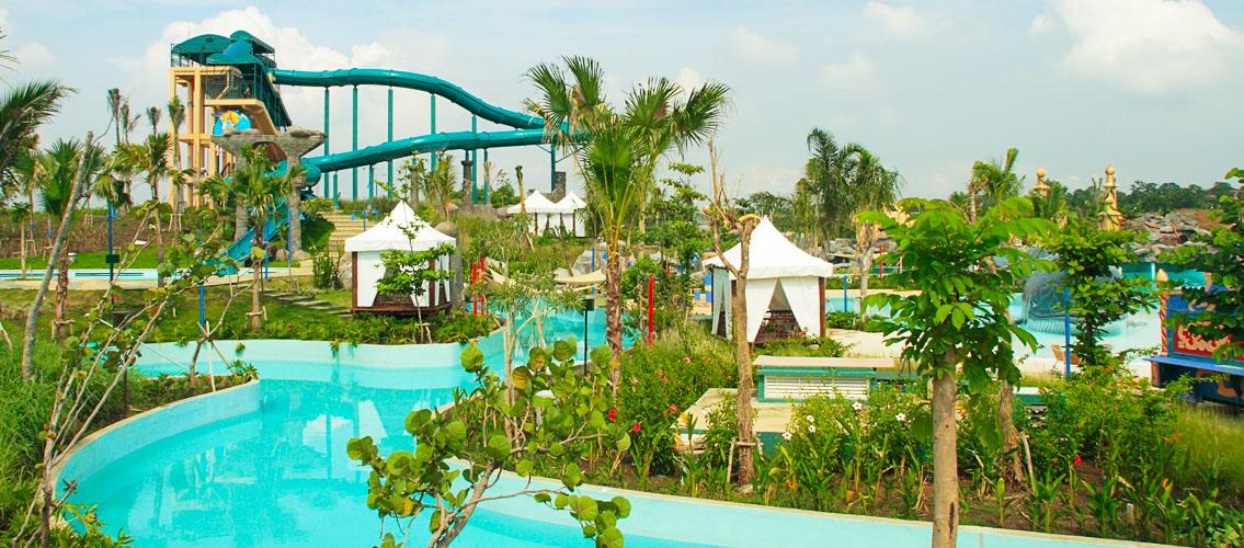 Ciputra Waterpark, Surabaya