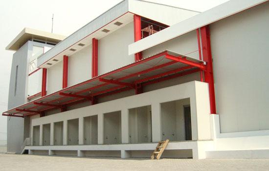Diamond Cold Storage Facility, Semarang