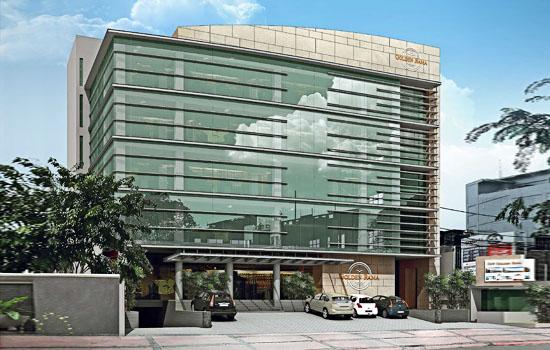 Golden Rama Express Office, Jakarta