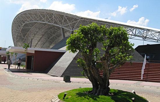 Karebosi Sport Center & Mall, Makassar
