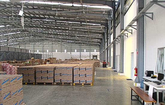 Nutrifood Warehouse, Ciawi