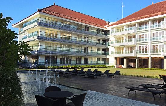 Sintesa Peninsula Hotel & Residence, Jimbaran