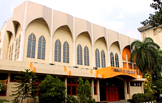 St. Paskalis Catholic & Pastoral Church, Jakarta