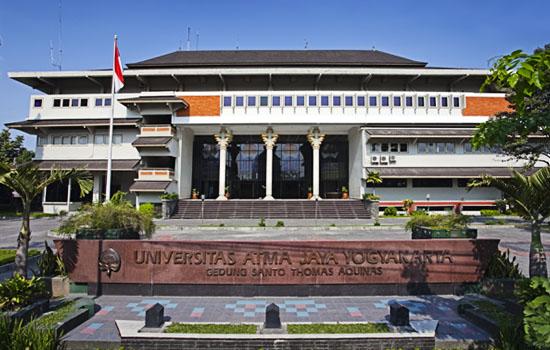 Atmajaya University, Yogyakarta