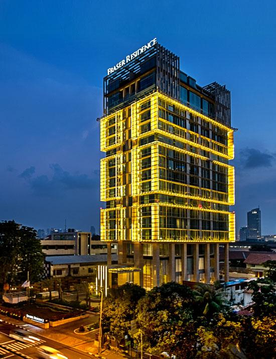 Fraser Residence, Jakarta
